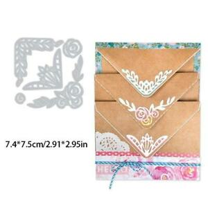 DIY Cutting Dies Embossing Stencil Template for Scrapbooking Paper card making