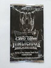 NEW DRAGON BALL SUPER Malicious Machinations Series 8 Prerelease Dash Pack
