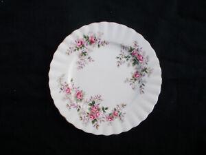 Royal Albert LAVENDER ROSE. Side plate. Diameter 6¼ inches or 16 cms.