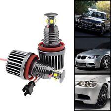 BRIGHT LED Angel Eyes Halo Rings BMW E90 E92 E93 E60 E61 M3 320 325 F01 X5 E70