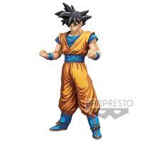 New Banpresto Bandai Dragon Ball Z Grandista Son Goku # 2 Action Figure
