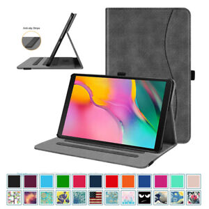 """For Samsung Galaxy Tab A 10.1"""" 2019 SM-T510/T515 Multi-Angle Stand Case Cover"""