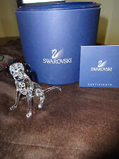 Swarovski Crystal Dalmatian Mother
