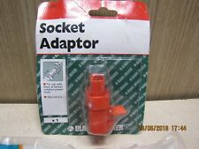 A6623S Black and Decker outdoor socket adaptor old to new lawnmower strimmer