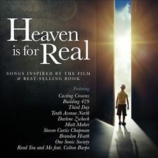 Heaven Is for Real Songs Inspired by the Film & Best-Selling Book Various CD