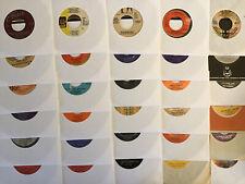 Lot Of 50 45 Rpm 50 60 70s Funk Souls Cooke King Floyd charts Ikettes Doo wop