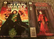 Star Wars Comics - Queen Amidala Ep 1 & Dark Empire issue 6 - Leia Skywalker
