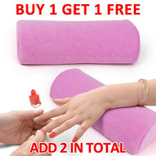 Soft Hand Rest Cushion Pillow Nail Art Manicure Makeup Cosmetic Washable