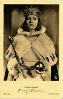 CPA AK Ross Verlag 8435/2 Greta Garbo FILM STARS (815857)