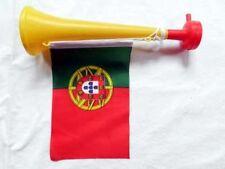 *EM*FAN TRÖTE MIT FLAGGE*PORTUGAL*