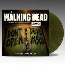 Bear McCreary - The Walking Dead Soundtrack Vinyl LP X 2 Lakeshore LTD Green New