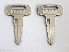 Yamaha G1, G2, G8, G9, G11 Golf Cart Key - Set Of 2 Common Keys Gas and Electric