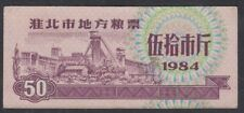 CHINA PRC, 1981-91. Various City/Province Food Coupons (9)