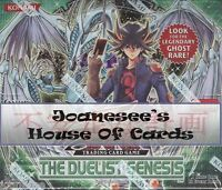 The Duelist Genesis Rare Yu-gi-oh Cards Mint Take Your Pick