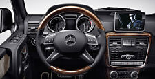 2013 - 2015 Mercedes-Benz G-Class W463 Video In Motion TV FREE DVD