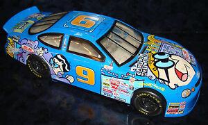 JERRY NADEAU #9 Diecast CARTOON NETWORK Hot Wheels 1997 Ford Taurus Car Toy Rare