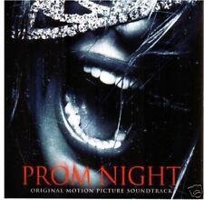 Prom Night - 2008 - Original Movie Soundtrack CD