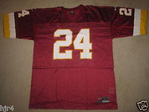 Champ Bailey #24 Washington Redskins NFL Nike Jersey XXL 2XL mens