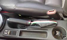 ALFA 145/147/156/GT/GTV CUFFIA  FRENO VERA PELLE 100%