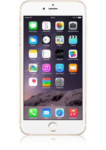 IPHONE 6s Plus 32 Go - Gold - Unlocked - Reconditioned
