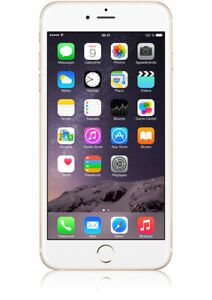 IPHONE 6s Plus 64 Go - Gold - Unlocked - Reconditioned - Condition Correct
