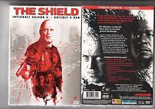 THE SHIELD -Intégrale saison 5 - Coffret 1 boitier Classique Large- 4 DVD - NEUF