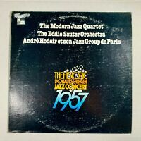 'The Historic Donaueschingen Jazz Concert 1957' LP, 1980, PR 7081, VG+