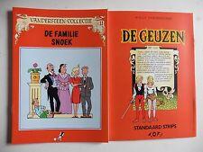 Vandersteen  Collectie nr 11 De familie Snoek
