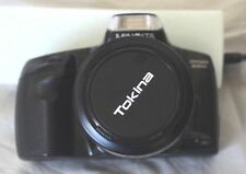 Minolta Dynax 300si film camera with Tokina 28-80 3.5/5.6 AF lens