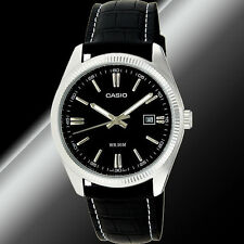 Casio Stainless Steel Case Analogue Casual Wristwatches