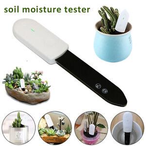 Soil Moisture Tester Garden Plant Humidity Sensor Meter Hygrometer Gardening l