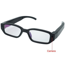 HD Mini Spy Glasses Hidden Camera Fashion Eyewear DVR Camcorder Real Time Record