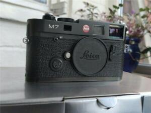 Leica M7 0.85 35mm Rangefinder Camera Body - boxed
