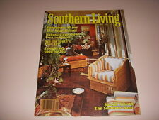 SOUTHERN LIVING Magazine, January, 1982, THE SOUTHERN HOME, SUNROOMS, MAHONIAS!