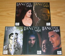 Angel: Old Friends #1-5 VF/NM complete series - buffy the vampire slayer set D