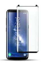 Samsung Galaxy S8 FULL COVER 3D PANZERGLAS Diamant 3D-Touch SCHWARZ 4D Savety 9H