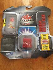BAKUGAN Gundalian Battle Gear GOLD TWIN DESTRUCTOR  Sealed! RETIRED