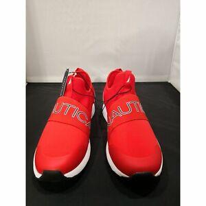 Nautica Men's Casual Fashion Sneakers Walking Shoes Lightweight  US 10.5