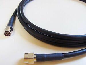 N male to N male RG214/U Double Screened Coax Cable   7.0M