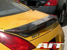 carbon fiber rear wing trunk spoiler for Nissan 350z  2003-08