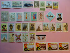 LOT 5373 TIMBRES / STAMP THEME POSTE AERIENNE + DIVERS ANGOLA ANNÉE 1913-1985