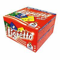 Schmidt Spiele Ligretto, rot Familienkartenspiel, Kartenspiel, 2 bis 4 Spieler