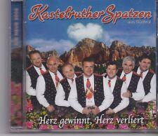 Kastelruther Spatzen-Herz Gewinnt Herz Verliert  cd album