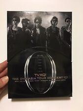 TVXQ DONG BANG SHIN KI 2ND Asia Tour Concert 'O'  DVD + PHOTOBOOK USED