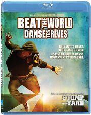 BEAT THE WORLD BLU RAY Movie-Brand New & Sealed- Fast Ship! HMV-192