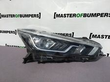 NISSAN MICRA K14 2017-ON FULL LED HEADLIGHT DRIVER SIDE GENUINE