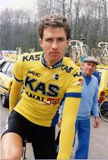 Cyclisme, ciclismo, wielrennen, radsport, cycling, PERSFOTO'S KAS 1988