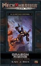 Dragon Rising: A Battletech Novel Mechwarrior: Dark Age, #24