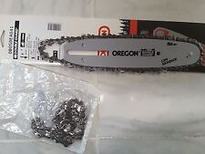 "8"" Oregon 080SDEA041 bar & 2 91PX033G chain combo .050 33DL for Chicago Electric"