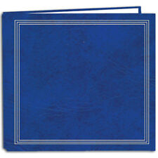 Pioneer SB-700 Scrapbook Royal Blue (Same Shipping Any Qty)
